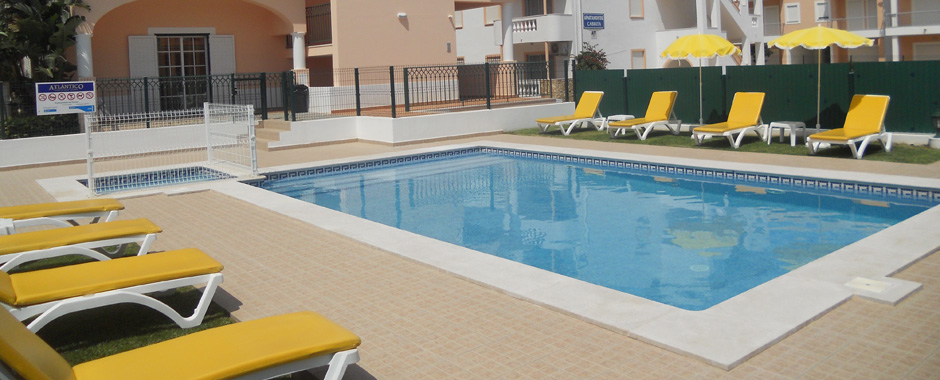 Holiday apartments in Albufeira, Algarve